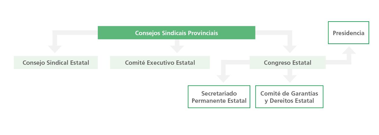 Estrutura nacional ANPE